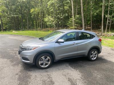 2019 Honda HR-V lease in Pound Ridge ,NY - Swapalease.com