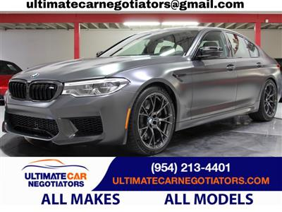 2021 BMW M5 lease in Fort Lauderdale,FL - Swapalease.com