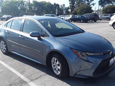 2020 Toyota Corolla lease in Glendale,CA - Swapalease.com