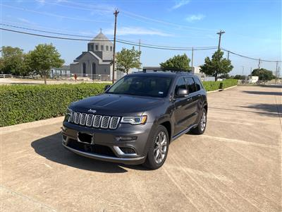2019 Jeep Grand Cherokee lease in Carrollton,TX - Swapalease.com