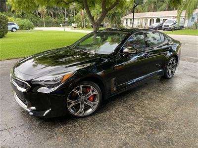 2019 Kia Stinger lease in Davie,FL - Swapalease.com