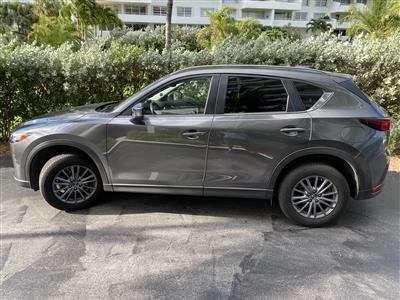 2019 Mazda CX-5 lease in Key Biscayne ,FL - Swapalease.com