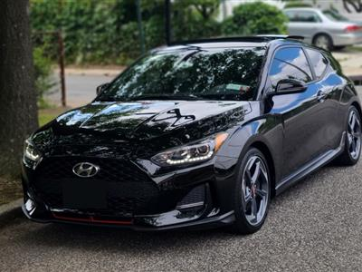 2019 Hyundai Veloster lease in Middle Village,NY - Swapalease.com