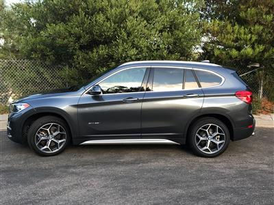 2018 BMW X1 lease in Del Mar,CA - Swapalease.com