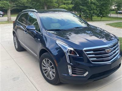 2019 Cadillac XT5 lease in Indianapolis,IN - Swapalease.com