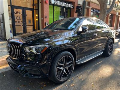 2021 Mercedes-Benz GLE-Class Coupe lease in Glendale,CA - Swapalease.com