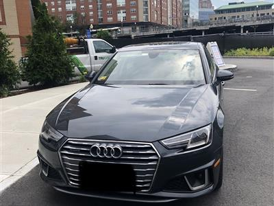 2019 Audi A4 lease in Boston,MA - Swapalease.com