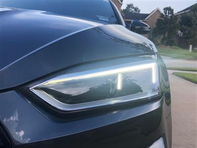 2019 Audi S5 Coupe lease in Houston,TX - Swapalease.com