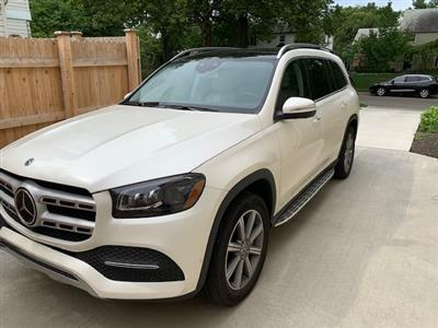 2020 Mercedes-Benz GLS-Class lease in Bexley,OH - Swapalease.com