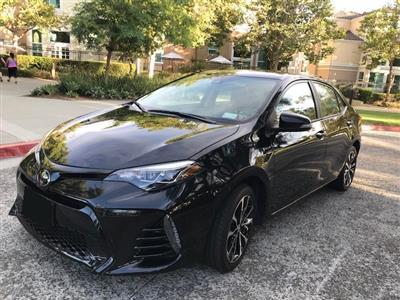2018 Toyota Corolla lease in Racho Santa Margarita,CA - Swapalease.com
