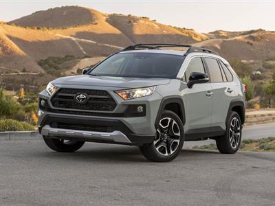 2020 Toyota RAV4 lease in Sherman Oaks,CA - Swapalease.com