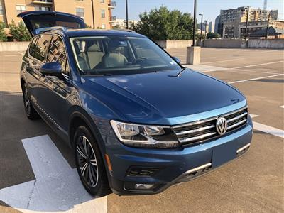 2019 Volkswagen Tiguan lease in Dallas,TX - Swapalease.com