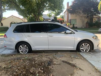 2018 Volkswagen Golf SportWagen lease in Long Beach,CA - Swapalease.com