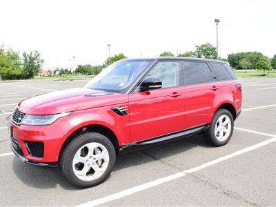 2019 Land Rover Range Rover Sport lease in North Brunswick,NJ - Swapalease.com