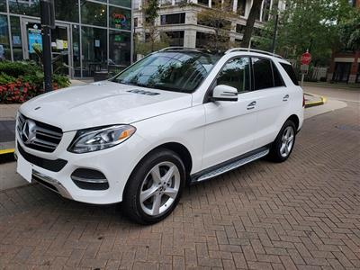 2018 Mercedes-Benz GLE-Class lease in Chicago,IL - Swapalease.com