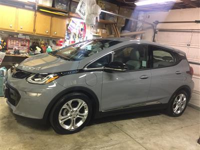 2019 Chevrolet Bolt EV lease in San Ramon,CA - Swapalease.com