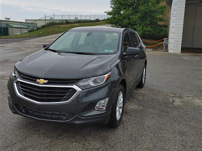 2019 Chevrolet Equinox lease in Greensburg,PA - Swapalease.com