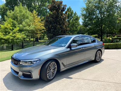 2018 BMW 5 Series lease in Colleyville,TX - Swapalease.com