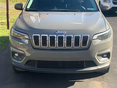 2019 Jeep Cherokee lease in Shavertown,PA - Swapalease.com