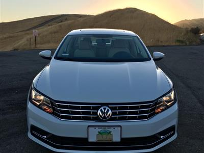 2018 Volkswagen Passat lease in Glendale,CA - Swapalease.com