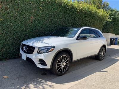2018 Mercedes-Benz GLC-Class lease in Los Angeles,CA - Swapalease.com