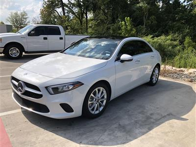 2020 Mercedes-Benz A-Class lease in Montgomery,TX - Swapalease.com