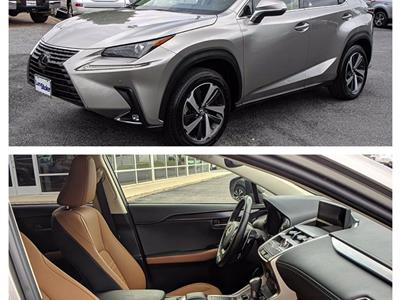 2019 Lexus NX 300 lease in MIAMI,FL - Swapalease.com