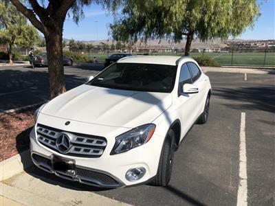 2019 Mercedes-Benz GLA SUV lease in Austin,TX - Swapalease.com