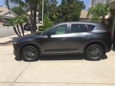 2019 Mazda CX-5 lease in Rancho Cucamongo,CA - Swapalease.com