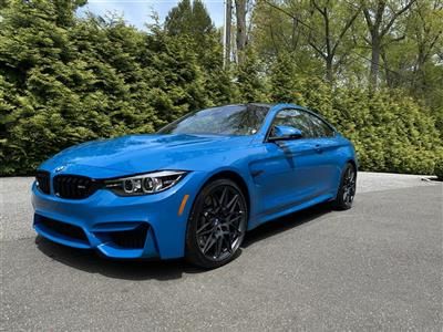 2020 BMW M4 lease in Wesport,CT - Swapalease.com