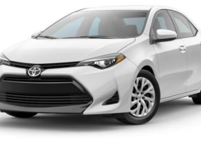 2018 Toyota Corolla lease in Emeryville,CA - Swapalease.com