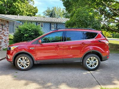 2018 Ford Escape lease in ERIE,PA - Swapalease.com