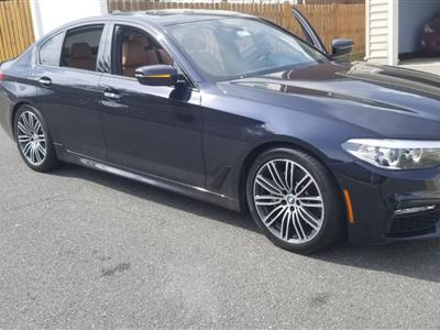 2018 BMW 5 Series lease in WOODBRIDGE,VA - Swapalease.com