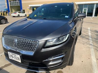 2019 Lincoln MKC lease in Katy,TX - Swapalease.com
