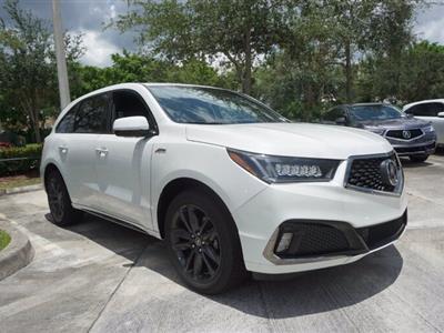 2019 Acura MDX lease in pembroke pines ,FL - Swapalease.com