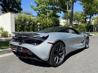 2019 McLaren 720S lease in beverly hills,CA - Swapalease.com