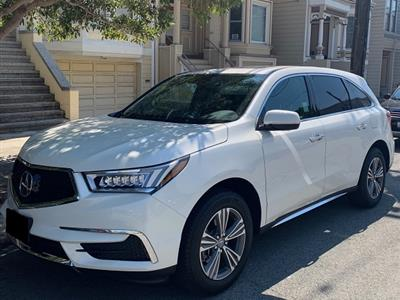 2019 Acura MDX lease in Daly City ,CA - Swapalease.com