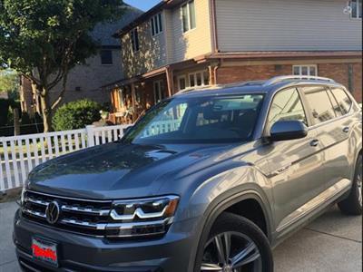 2018 Volkswagen Atlas lease in Elmhurst,IL - Swapalease.com