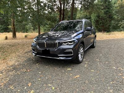2019 BMW X5 lease in Eugene,OR - Swapalease.com