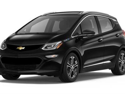 2018 Chevrolet Bolt EV lease in Fremont,CA - Swapalease.com