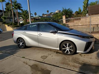 2019 Toyota Mirai lease in San Diego,CA - Swapalease.com