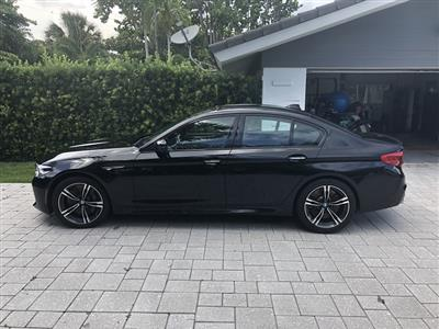 2018 BMW M5 lease in Fort Lauderdale,FL - Swapalease.com
