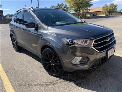 2018 Ford Escape lease in Liberty township ,OH - Swapalease.com