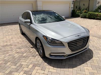 2018 Genesis G80 lease in Palm Beach Gardens,FL - Swapalease.com