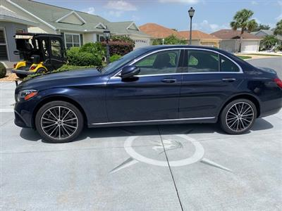 2019 Mercedes-Benz C-Class lease in The Villages,FL - Swapalease.com