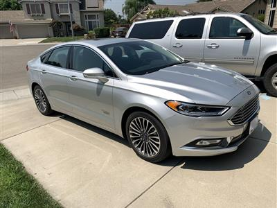 2018 Ford Fusion Energi lease in Ripon,CA - Swapalease.com