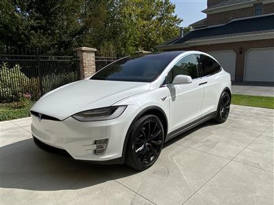 2019 Tesla Model X lease in Salt Lake City,UT - Swapalease.com