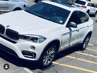 2019 BMW X6 lease in Piscacaway,NJ - Swapalease.com
