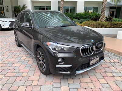 2018 BMW X1 lease in Hallandale,FL - Swapalease.com