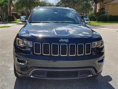 2017 Jeep Grand Cherokee lease in Weston,FL - Swapalease.com